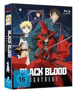 Black Blood Brothers © © 2006 Kouhei Azano · Juuya Kusaka / Fujimishobo / BBB Partners