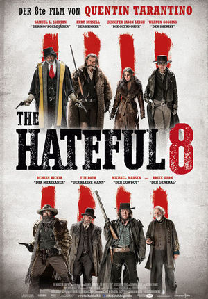 The Hateful Eight © Universum Film