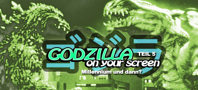 Godzilla on your screen