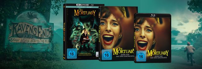 The Mortuary © capelight pictures