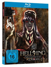 Hellsing Ultimate The Dawn © 2006 Kouta Hirano SHONEN GAHOSHA Co. LTD. / WILD GEESE