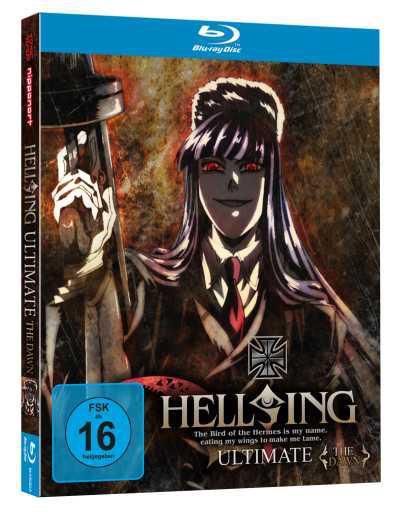 Onyourscreende Hellsing Ultimate The Dawn