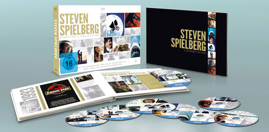 Steven Spielberg  Director´s Collection © Universal