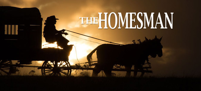 The Homesman © Universum Film