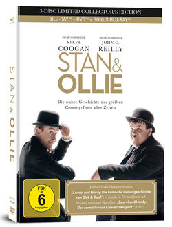 Stan and Ollie © capelight pictures