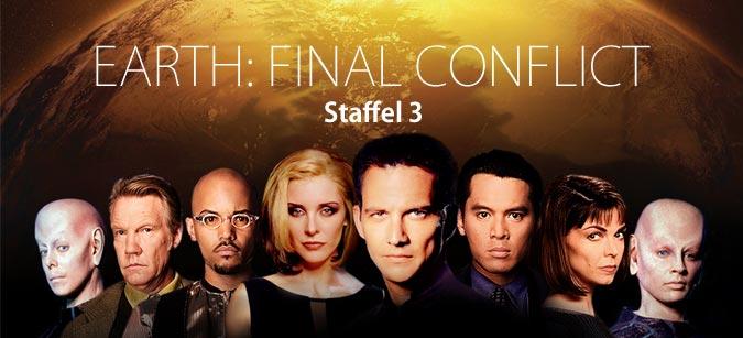 Earth: Final Conflict, Staffel 3 © Pandastorm