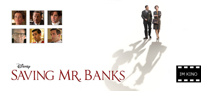 Saving Mr. Banks © Walt Disney