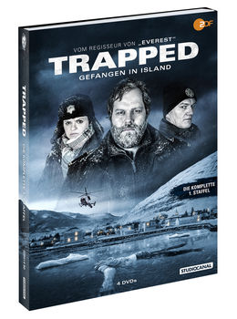 Trapped © Studiocanal