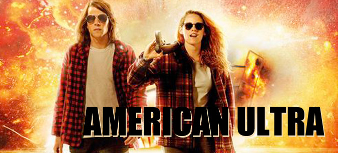 American Ultra © Concorde Home Entertainment